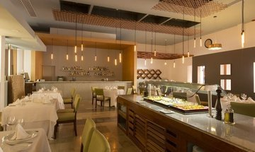 Restaurante Rissoto Altitude by Krystal Grand Punta Cancún All Inclusive -