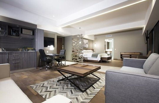 EXECUTIVE SUÍTE Krystal Grand Suites Insurgentes -
