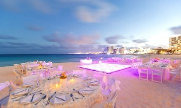 Eventos Altitude by Krystal Grand Punta Cancún All Inclusive -