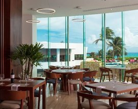 Restaurante Altitude by Krystal Grand Punta Cancún All Inclusive -