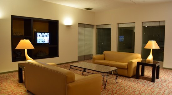 BUSINESS CENTER Hotel Krystal Urban Monterrey -