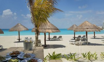 The Grill Altitude by Krystal Grand Punta Cancún All Inclusive -